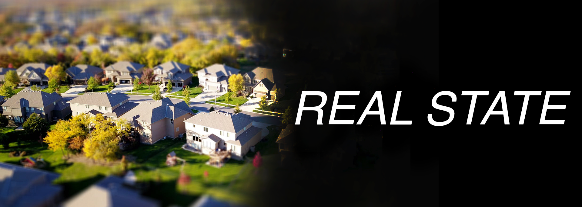 REAL ESTATE category
