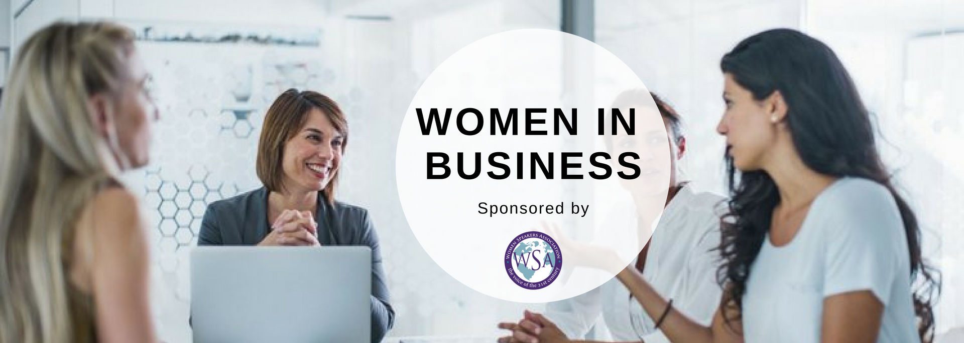 WOMEN IN BUSINESS category