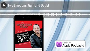 Two Emotions: Guilt and Doubt