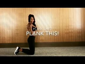 PLANK THIS!