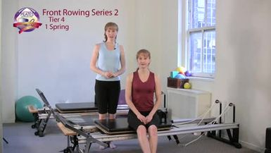 Front Rowing Series 2