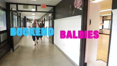 Bookend Baldies | Let's Dance