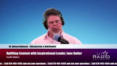 Uplifting Content with Inspirational Leader, Ione Butler
