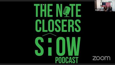 The Note Closers Show Podcast - Episode 150