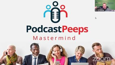 The Podcast Peeps Mastermind