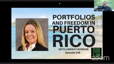 Portfolios & Freedom in Puerto Rico
