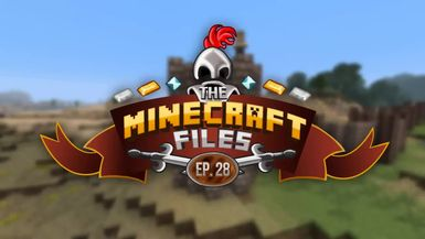 The Minecraft Files - #284 - Medieval Guard Tower! (HD)