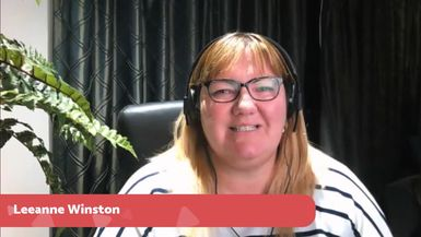 Connection with Leanne Winston Psychic