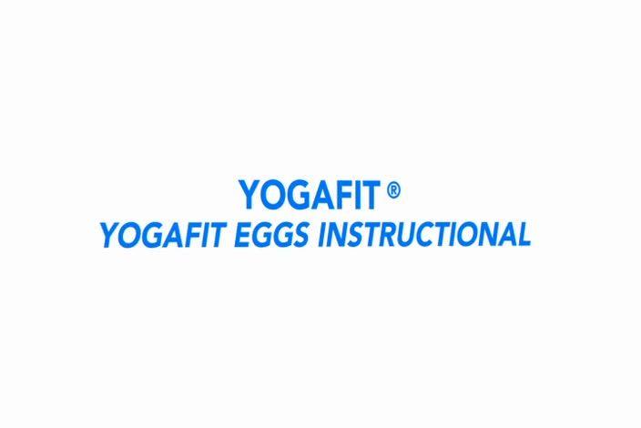 YogaFit Beginners 13 Min Egg segment with Lisa