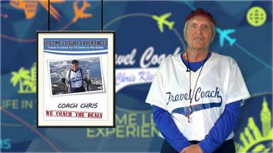 Video #3  Title:  Value of Travel  Coach Chris Mantras