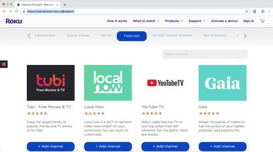 How To Find Your ROKU App