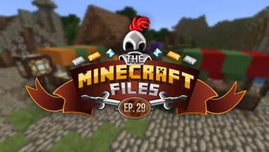 The Minecraft Files - #285 - Merchant Stalls (HD)