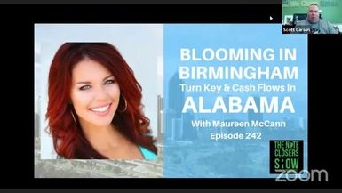 Blooming in Birmingham with Maureen McCann