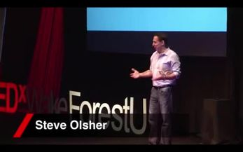 TEDx - One Choice Away - Steve Olsher - www.SteveOlsher.com