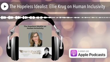 The Hopeless Idealist: Ellie Krug on Human Inclusivity