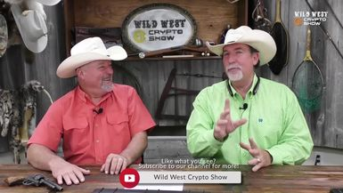 Wild West Crypto Show Episode #64 - Living in Exile in The Bahamas
