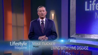 2813 LIVING WITH LYME DISEASE