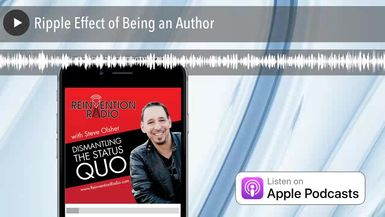 Ripple Effect of Being an Author