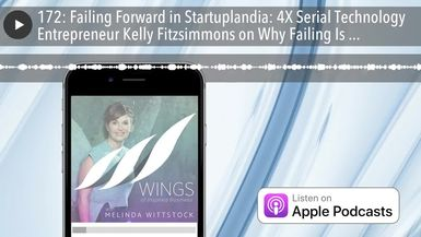 172: Failing Forward in Startuplandia: 4X Serial Technology Entrepreneur Kelly Fitzsimmons on Why F