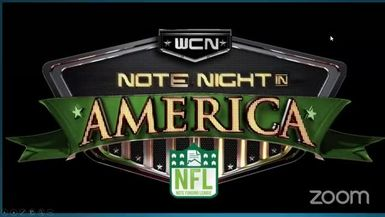 Note Night in America: Passion & Profits