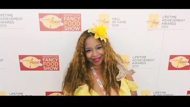 AMERICA'S ENTERPRISE W/HOST ERICA COLLINS SUMMER FANCY FOOD SHOW 2019 SAUCE