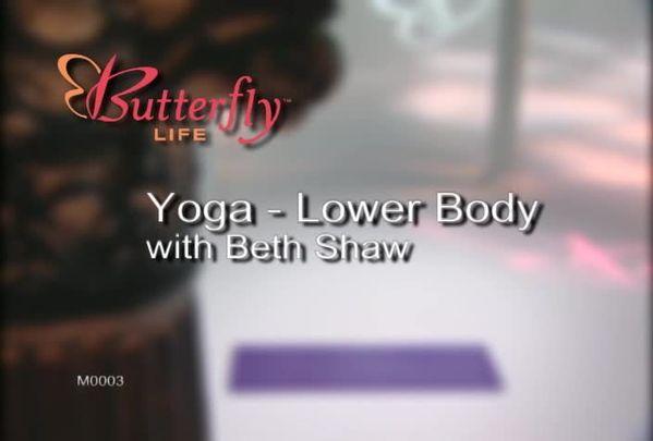 Meditation - Lower Body