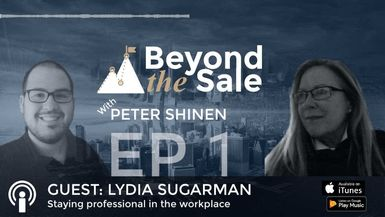 Beyond The Sale EP1 interview with Lydia Sugarman