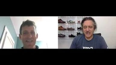Episode 16: Footwear, Barefoot Running, and the Optimal Diet - a Conversation with Dr. Mark Cucuzzella