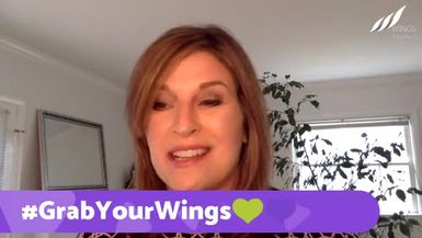 I'm so excited to share the WINGS of Success Summit with you! I've brought together more than 50 of