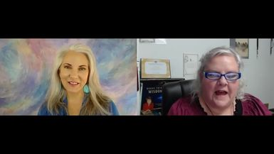 Diane Halfman interview on zoom