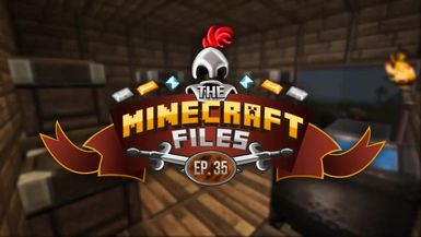 The Minecraft Files - #291 - Basement Storage FTW! (HD)