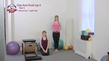 One Arm Push Up 4