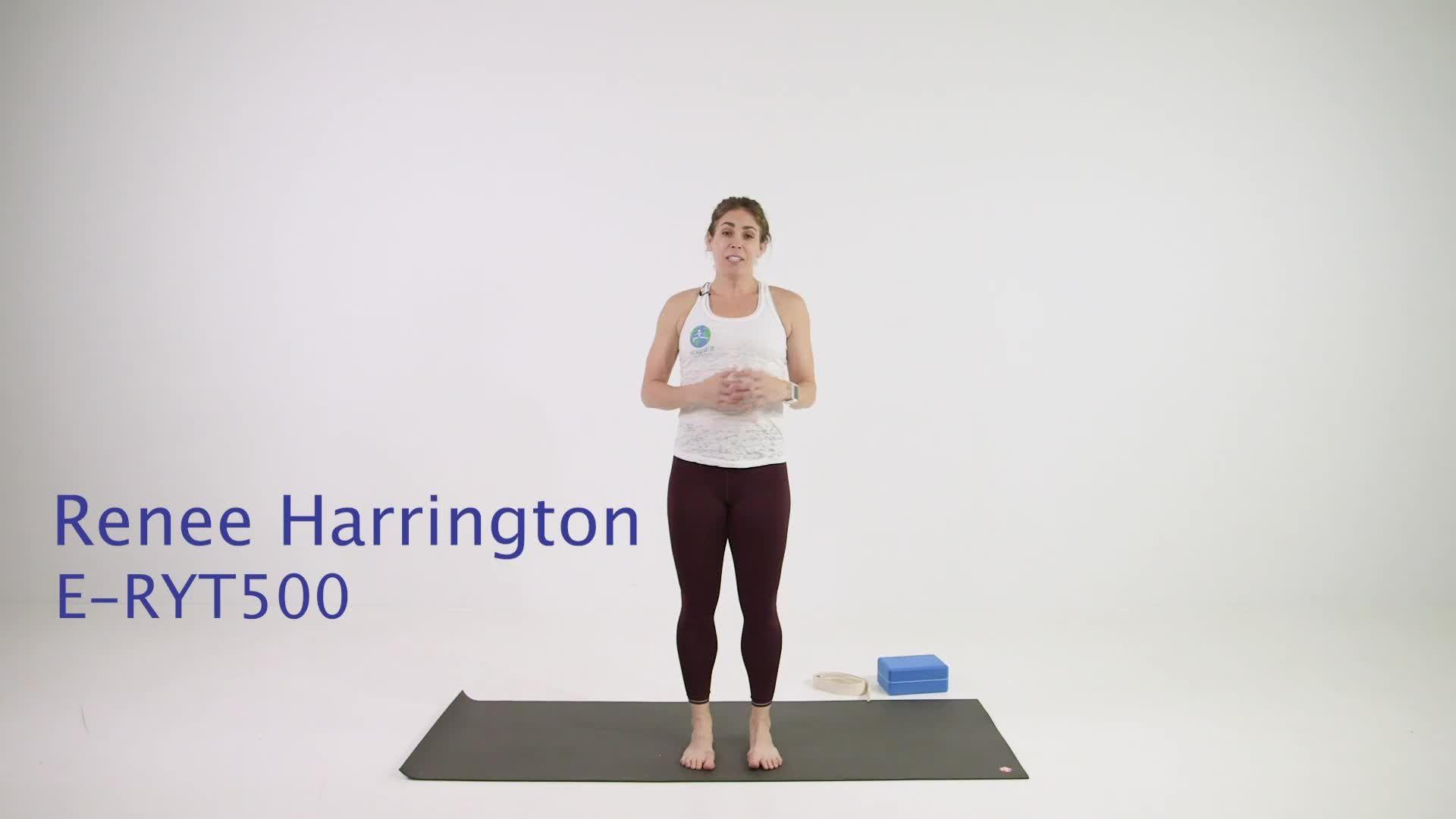 Renee Yoga Snack