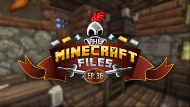 The Minecraft Files - #292 RPF - FEEDING THE WIZ! (HD)