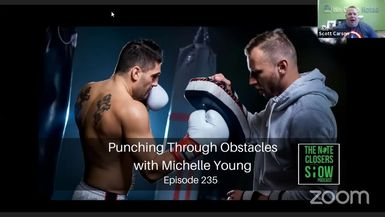 Breaking Through Obstacles with Michelle Young