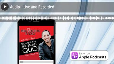 Audio – Live and Recorded