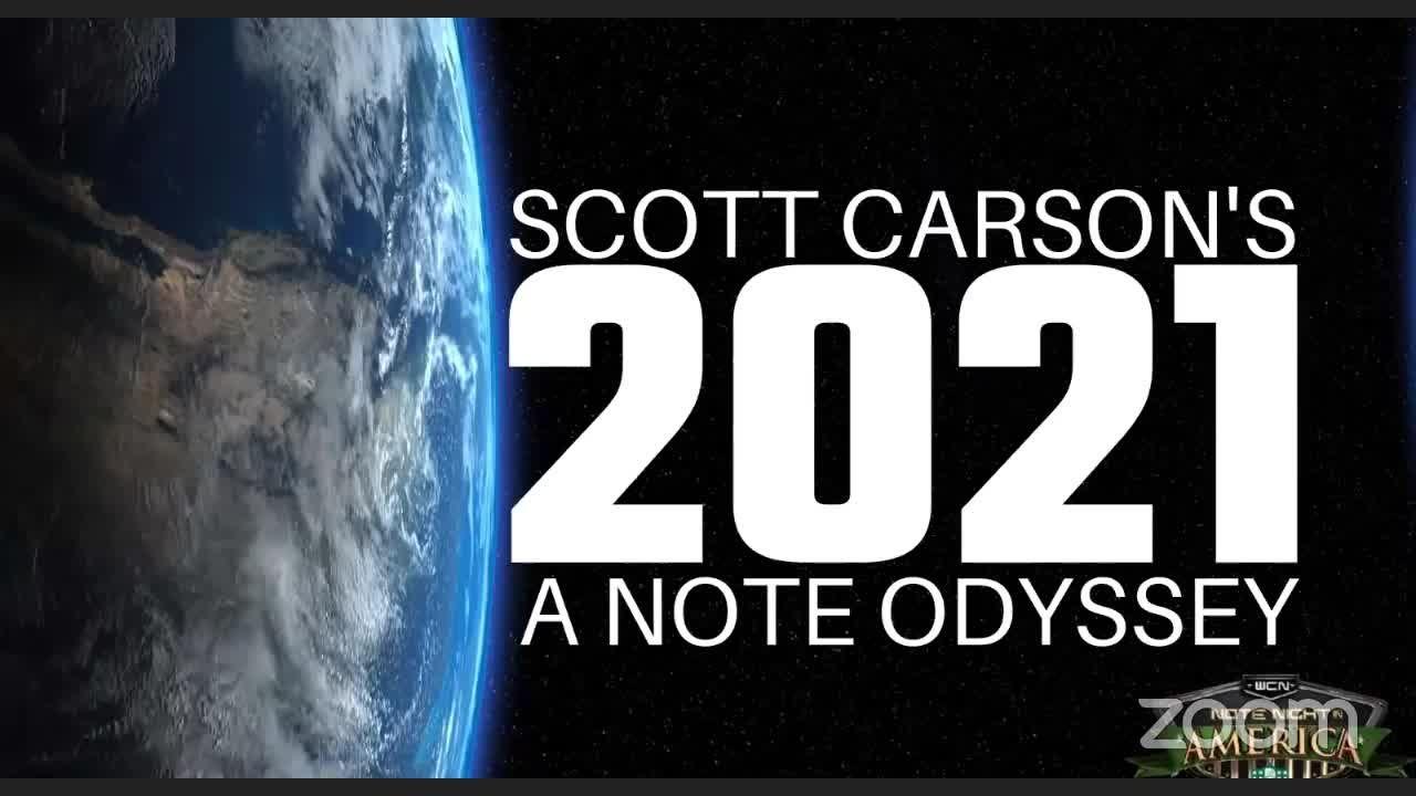 Note Night in America - 2021: A Note Odyssey