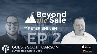 Beyond The Sale EP2 interview with Scott Carson