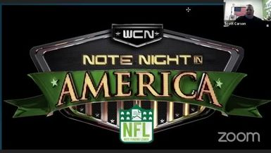 Note Night in America: Year End Duties
