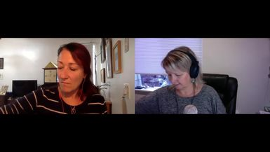 Balance, Practicality and Rational Thought with Kathy Gruver on MyPart Hosted by Alison