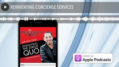 REINVENTING CONCIERGE SERVICES