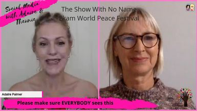 Mytimetv.Live through 'The Show with No Name are proud to support the Ekam World Peace Festival. Se