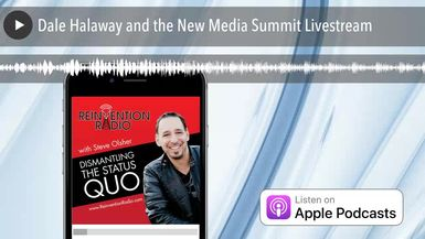 Dale Halaway and the New Media Summit Livestream