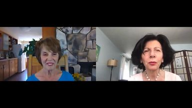 Carol and Veronica two intuitive and how to clean up the mess in relationships- The Matter of the Heart