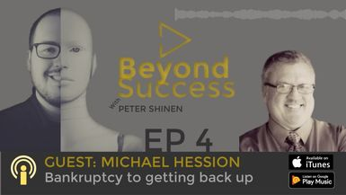 Beyond Success EP4 Interview michael hession