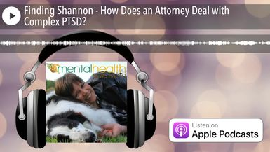 Finding Shannon - How Does an Attorney Deal with Complex PTSD?