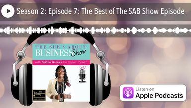 Season 2: Episode 7: The Best of The SAB Show Episode