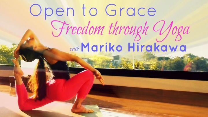 Intermediate-Advanced Vinyasa Flow with Mariko Hirakawa