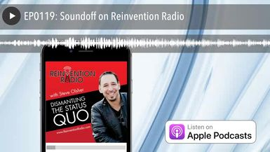 EP0119: Soundoff on Reinvention Radio