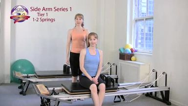 Side Arm Series 1